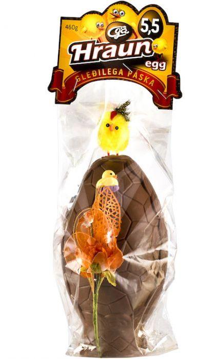 Hraun Chocolate easter egg