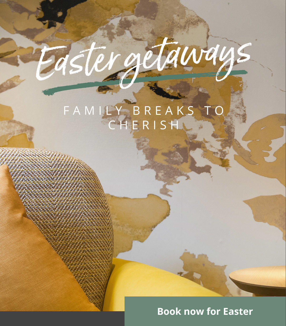 Make memories with your family this Easter with Innkeeper's Lodge