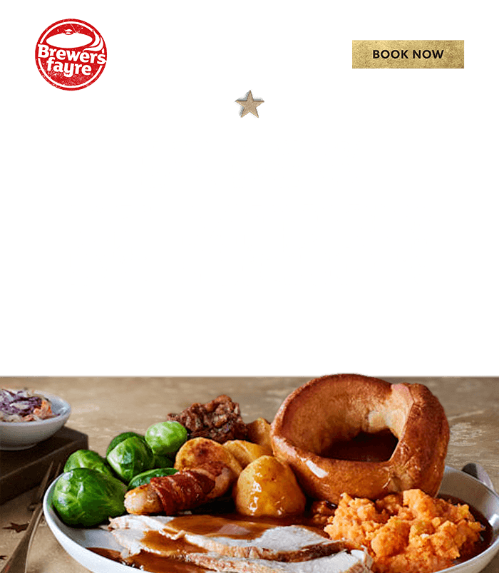 EAT, DRINK, BE MERRY!