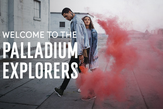 WELCOME TO PALLADIUM EXPLORERS