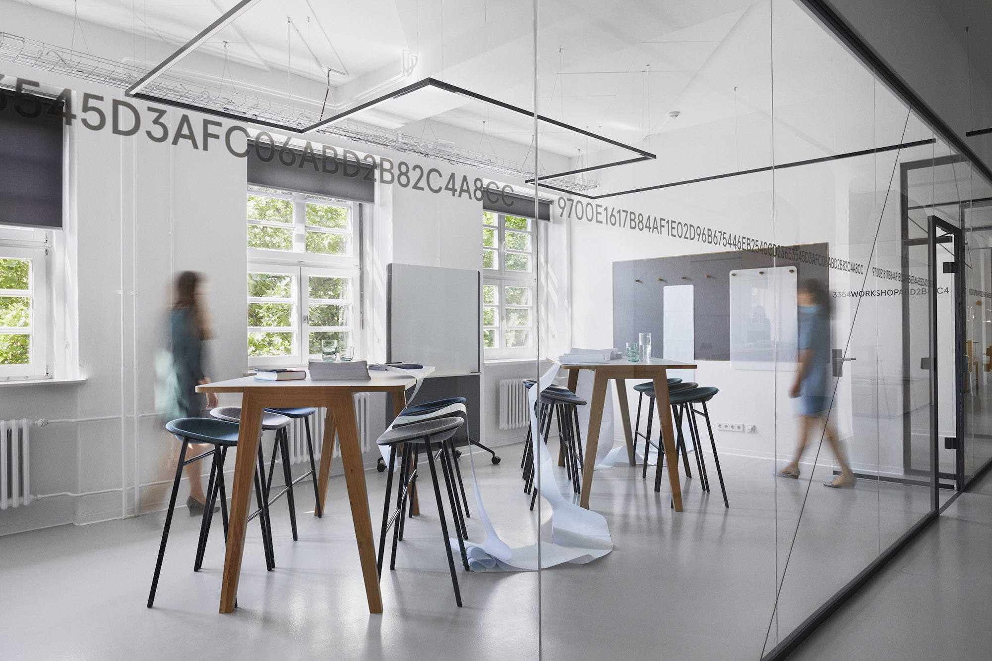 Interior branding: in conversation with architects