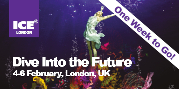 Dive Into the Future at ICE London
