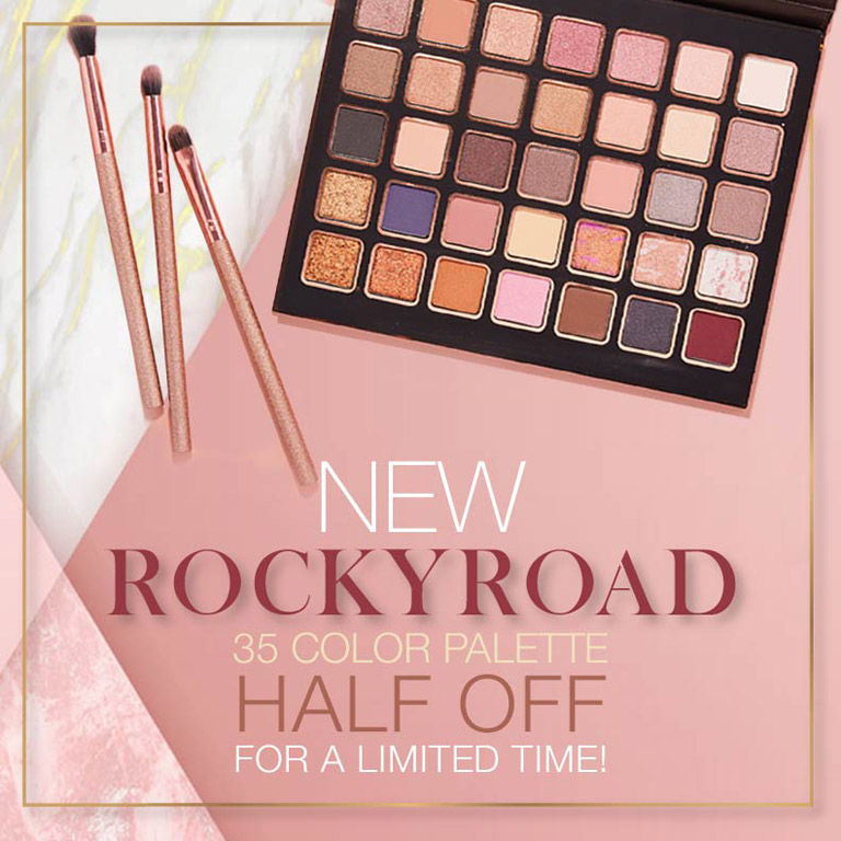 ROCKY ROAD 35 Color Eyeshadow Palette