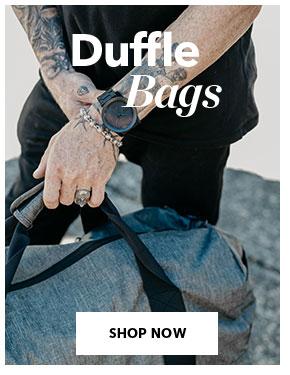 Nixon Duffle Bags
