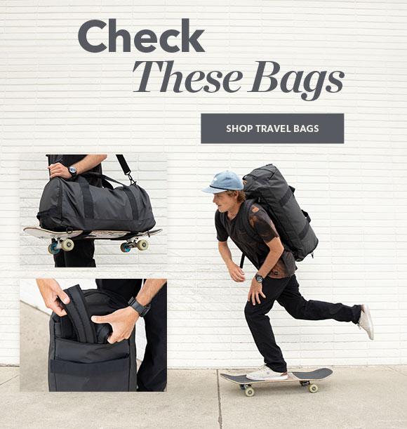 Shop Nixon Travel Bags