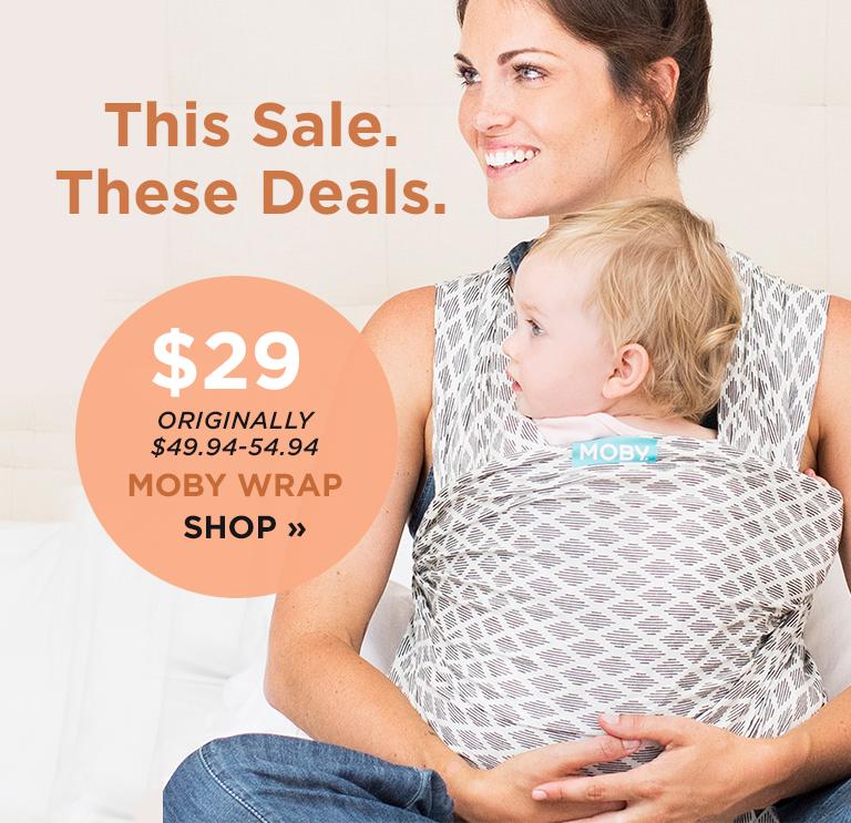 $29 ORIGINALLY $49.94 -54-94 | MOBY WRAP SHOP