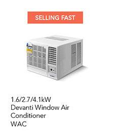 Devanti Window Air Conditioner