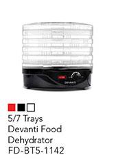 Devanti Food Dehydrator