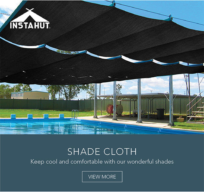 Keep cool and comfortable with our wonderful shades