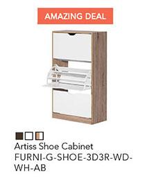 Artiss Shoe Cabinet