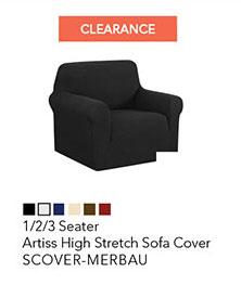 Artiss High Stretch Sofa Cover