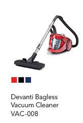 Devanti Bagless Vacuum Cleaner