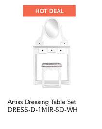 Artiss Dressing Table Set