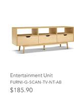 Entertainment Unit