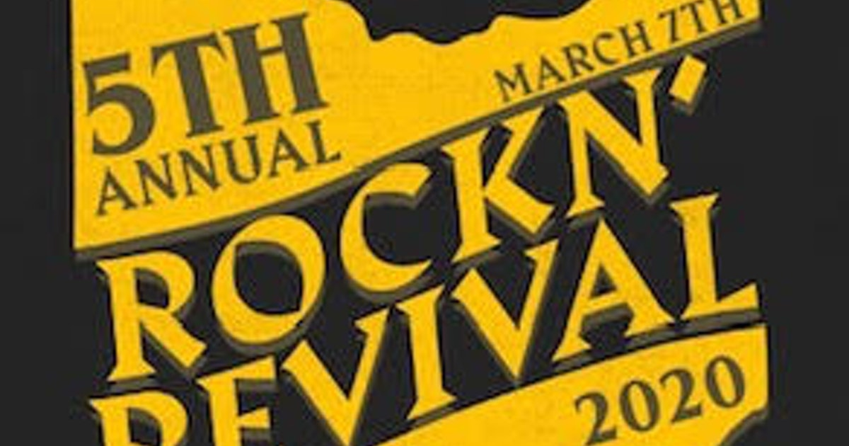 Fifth Annual Rock �n Revival to Return to The Southgate House Revival