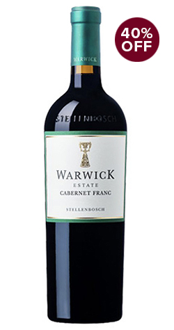 Warwick Cabernet Franc - 40% Off