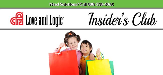 Love and Logic - Insider''s Club
