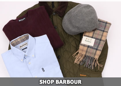 Barbour Xmas Collection