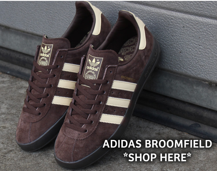 Adidas Broomfield Brown