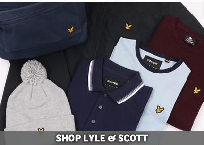 Lyle & Scott Xmas Collection