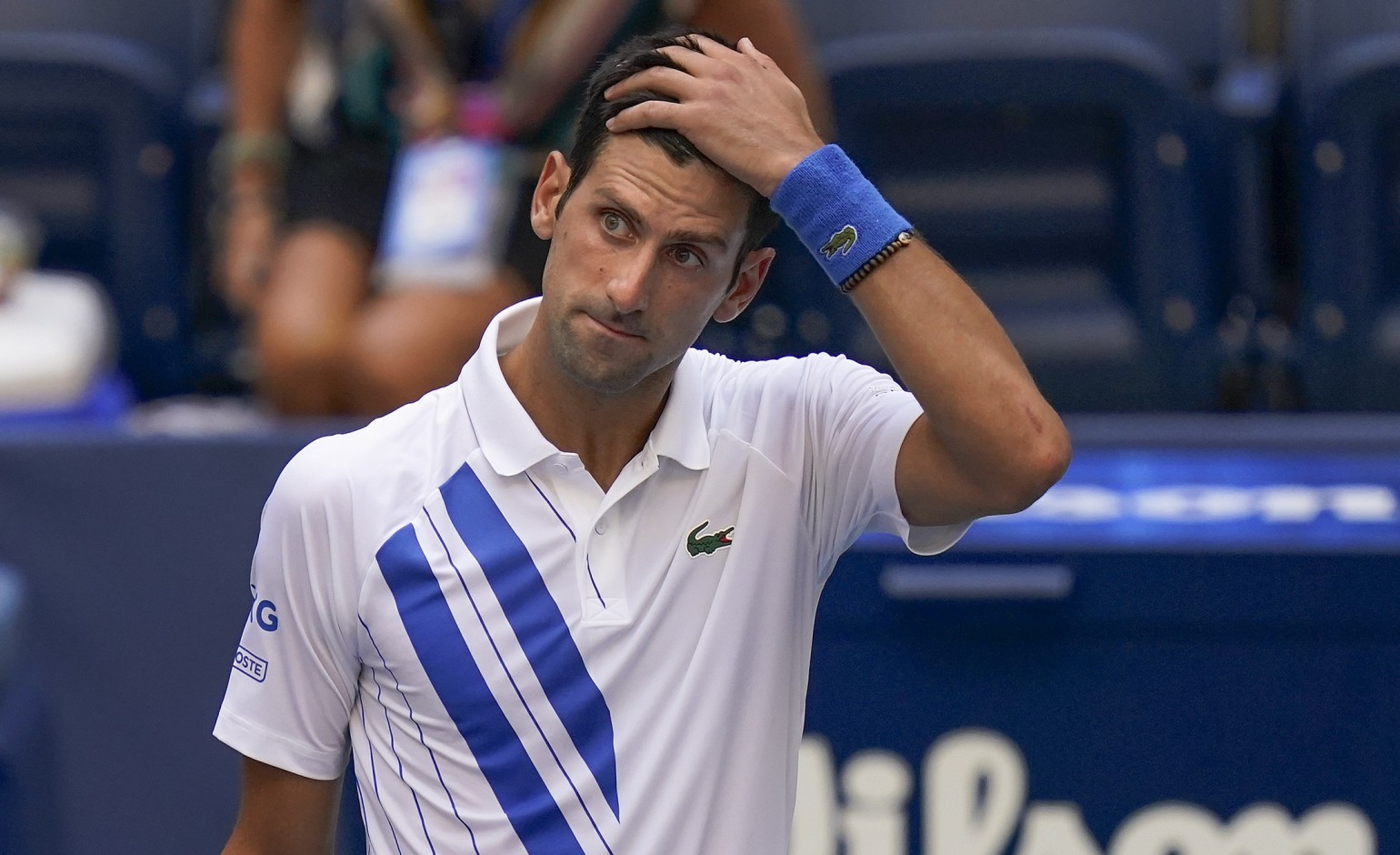 Having messed up,