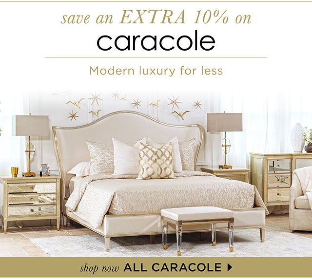 Caracole - Save an Extra 10% OFF