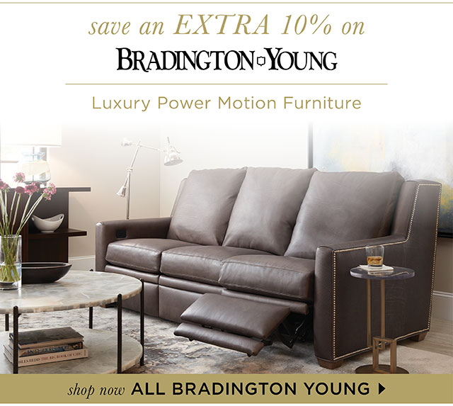 Bradington Young - Save an Extra 10% OFF