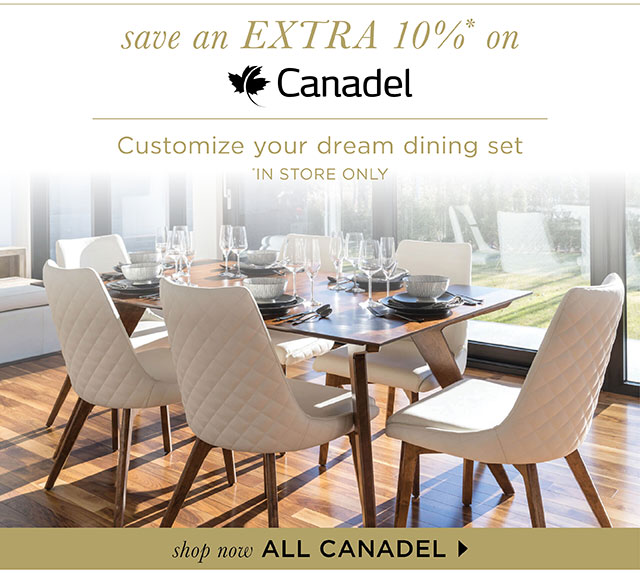 Canadel - Save an Extra 10% OFF