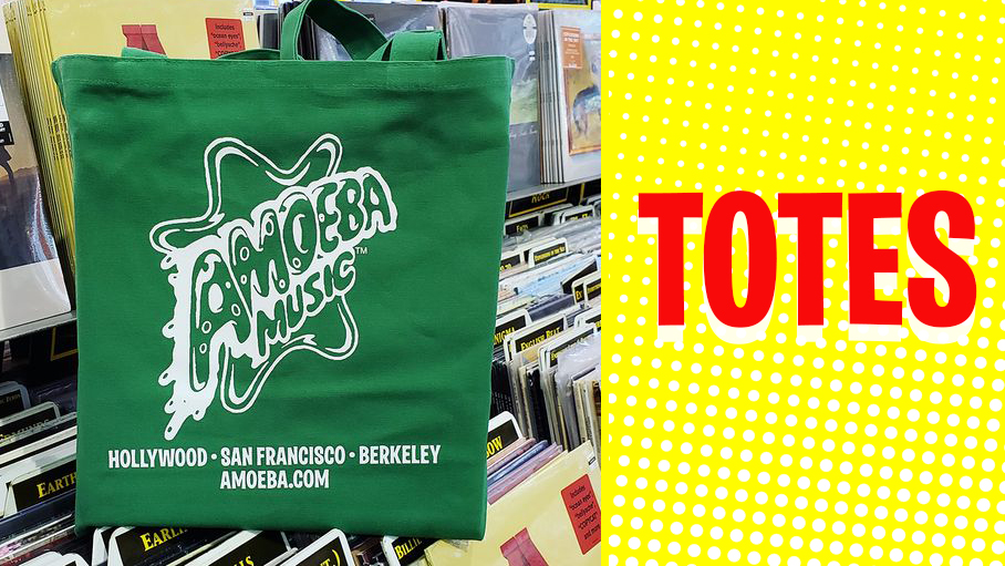 Amoeba Totes Available Online