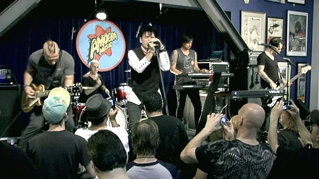 Gary Numan - Oct. 16th, 2013 Live At Amoeba Hollywood