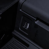 DUAL USB CHARGING PORT