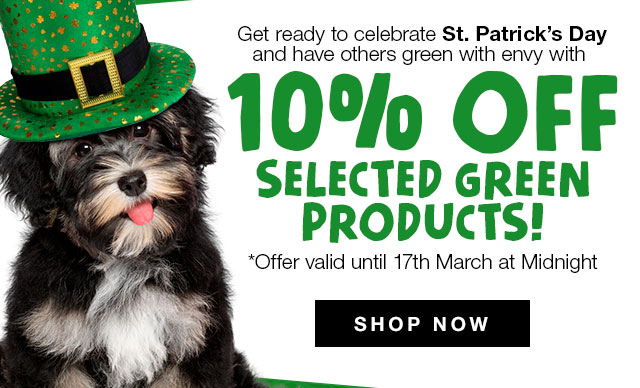 Shop 10% Off Selected Green Products