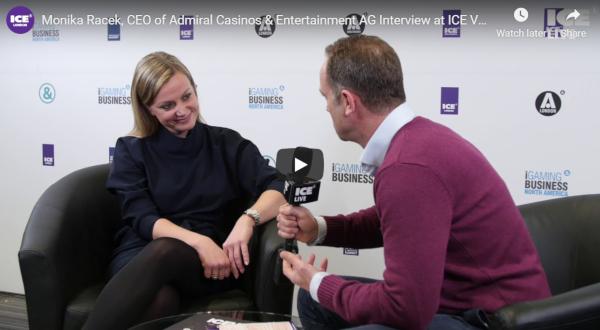 Interview with Monica Racek of Admiral Casinoa
