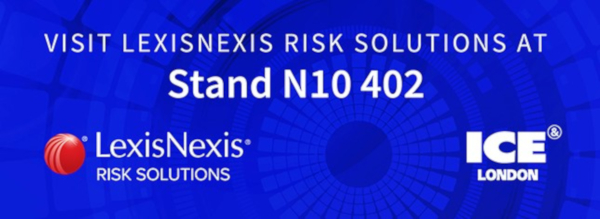 Meet Lexis Nexis at ICE London