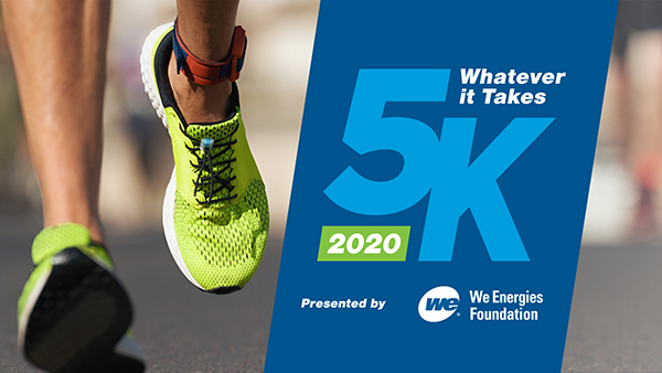 Register today for the Whatever it Takes 5K