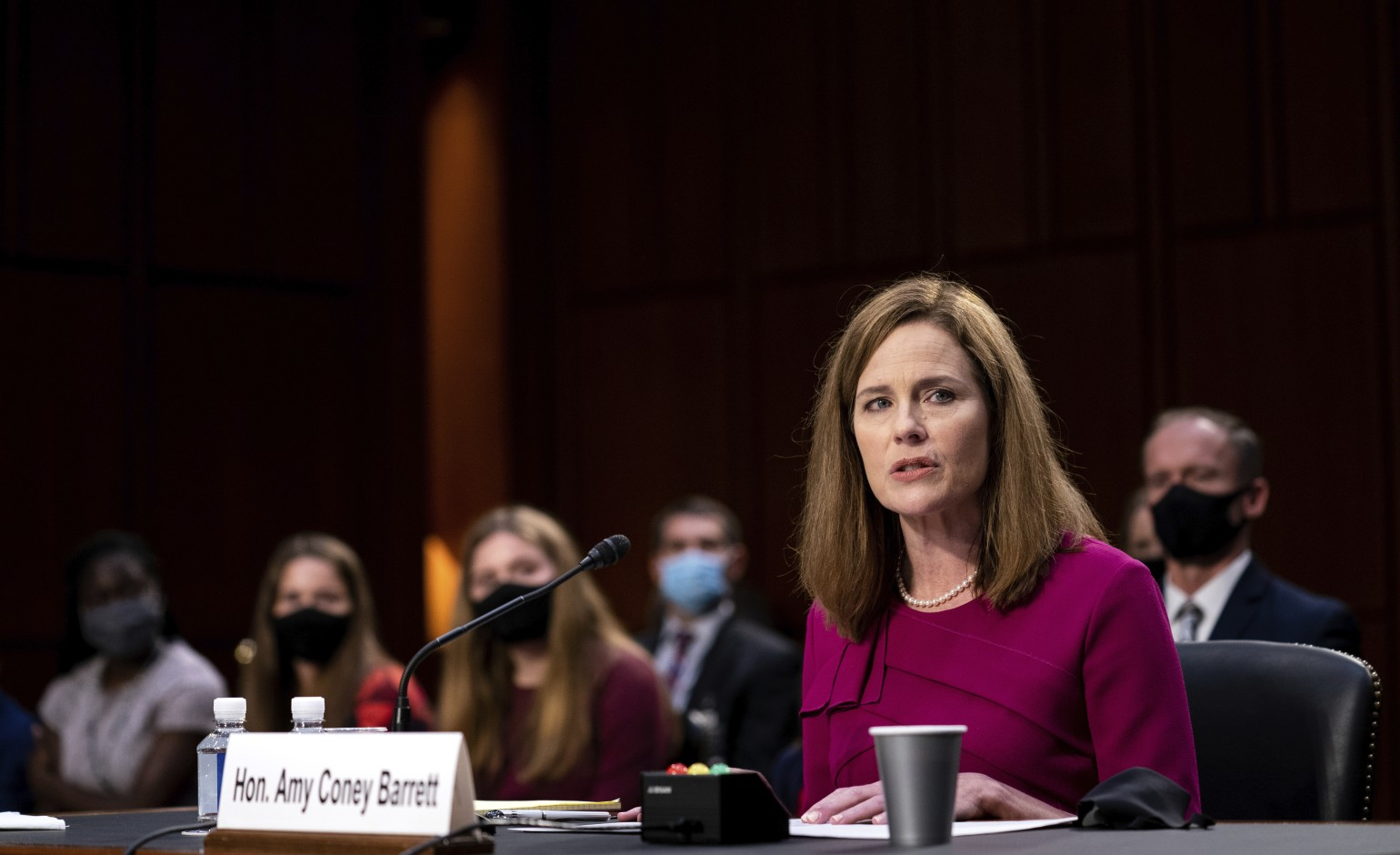 The judicial