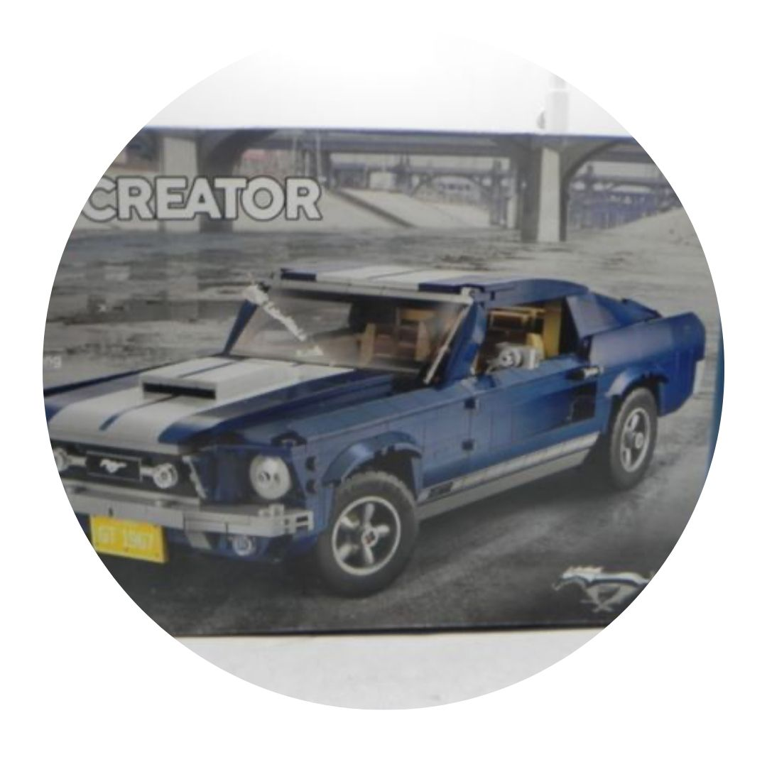 Lego Creator Ford Mustang 10265 -sealed