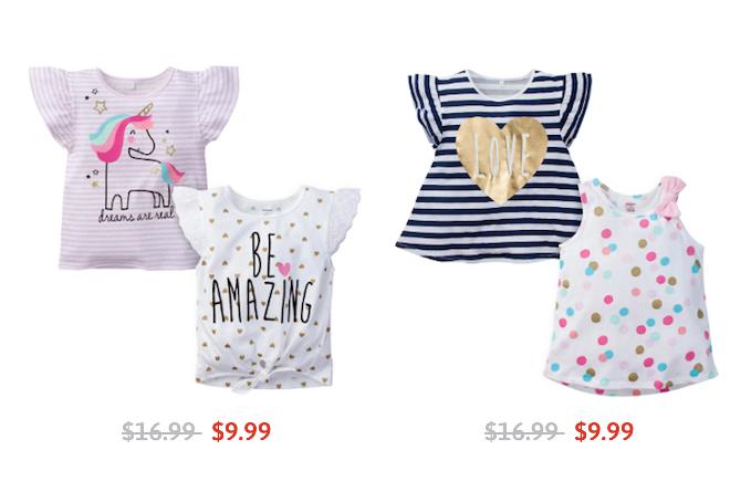 Gerber Childrenswear Doorbusters - Click to Shop Now