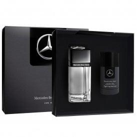 Mercedes-Benz Select Eau De Toilette 100ml & Alcohol Free Deodorant Stick 75g Gift Set