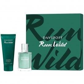 Run Wild Eau De Toilette 50ml & All in One Shower Gel 75ml Gift Set