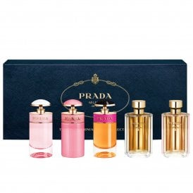 Prada Collection Miniature 5 pieces Gift Set