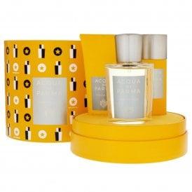 Colonia Pura Eau De Cologne 100ml, Shower Gel 75ml & Deodorant Spray 50ml Gift Set