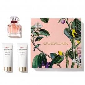 Mon Guerlain Bloom of Rose Eau De Toilette 50ml, Body Lotion 75ml & Shower Gel 75ml Gift Set