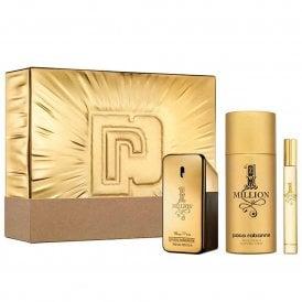 1 Million Eau De Toilette 50ml, Deodorant 150ml & Travel Spray 10ml Gift Set