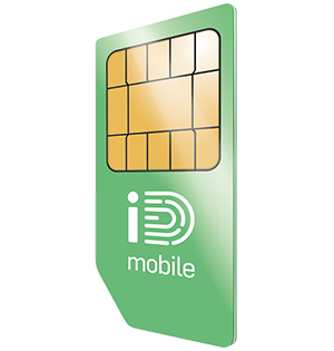 iD 12 month SIM only