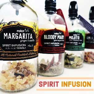 Spirit Infusion