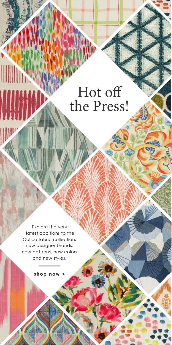 Shop New Fabrics