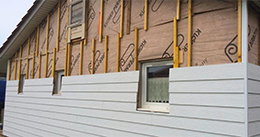 Renovating - Insulating Exterior Walls from the Outside