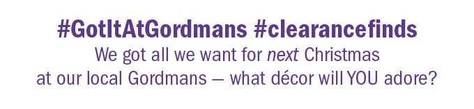 #Gotitatgordmans #clearancefinds