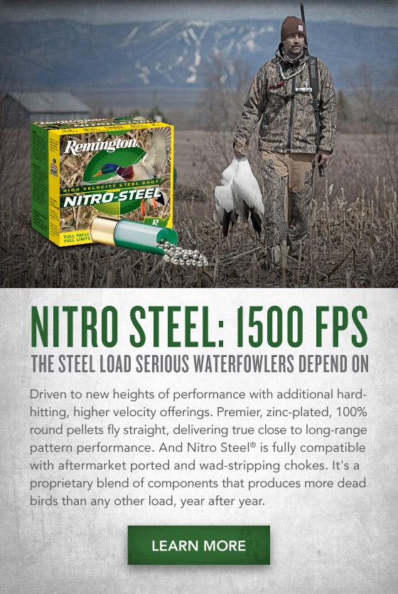 Nitro Steel: 1500 FPS
